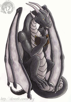 Bookmark: Dekker by Eleweth