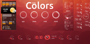 CONKY-COLORS by helmuthdu