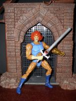 Thundercats Classic - Lion-O 'Ver2' by CyberDrone