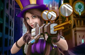 Caitlyn by Kaira27