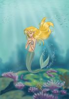 The little mermaid by Maemy