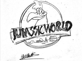 Jurassic world 2 Looney tunes by TPCKRULEZ