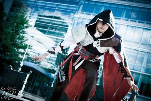 Assassins Creed 2 - Ezio Male2 by LiquidCocaine-Photos
