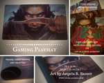 Playmat Designs 7-3-2015 by AngelaSasser