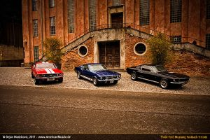 Three S-Code Fastbacks by AmericanMuscle