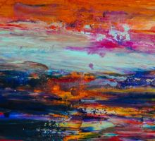 Tribulation. EJH. September 2014.  First in Series by ghpainter