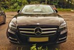 Mercedes-Benz W218 CLS by Abrimaal