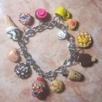 more yummy and cutie bracelets by jong28