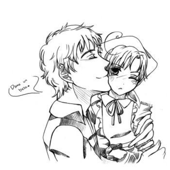 APH: Beso by niirasri