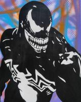 Venom by Chris Ecto / ChrisEcto by ChrisEcto