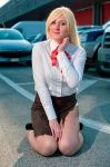 Shizuka Marikawa III - Highschool of the DEAD by GloomyElls