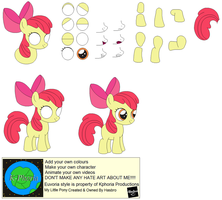 Character Builder-Apple Bloom by Kphoria