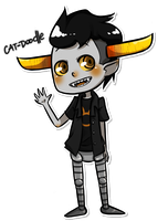 tavros nitram by cat-doodle