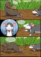 The rat story. kap2. Page 13. by SweGizmo