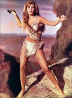 Raquel Welch as Loana the Fair One by Godzilla713