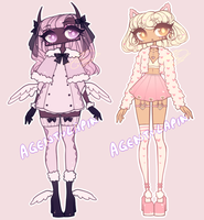 ADOPTS 1 by agent-lapin