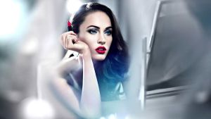 Red Lips by MariaAnitta