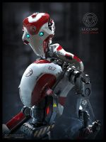 ROBOT U7 KS by Nero-tbs
