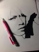 Ruki again..~ (WIP 1) by DFrohlic