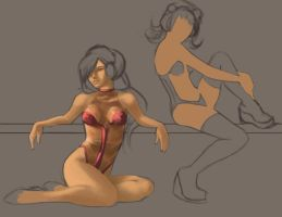 Pepper Project 2 WIP by ladyfish