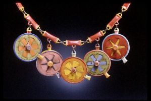Carnival Necklace by bhwinter
