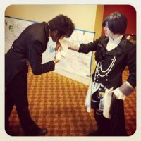 Kumoricon 2012: My Lord~ by Catchmewithyourlips