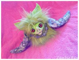 Oogie the bat OOAK by ZombieHun