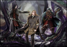 The Lord of the Rings by FanasY
