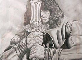 Conan by loupdesigns