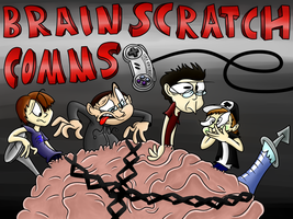 Brainscratch Ending Card Contest by NocturnalMeteor