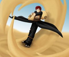 Gaara by madelief