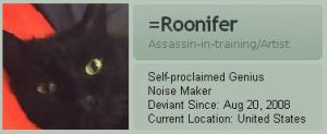 Roonifer ID by NS-Games