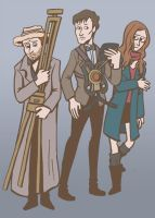 doctor who by black-rider