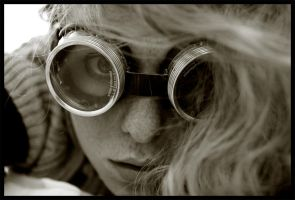 The Goggle Mysteries by isky