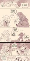 Hobbit fancomic - Ink by Barukurii