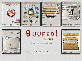 Buufed Redux - Mobile Edition by j-kei