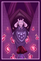 Undertale: What are you proving this way? by MoodySmeargle