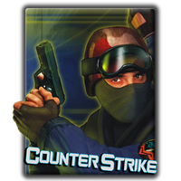 Counter Strike icon by pavelber