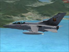 Tornado F.3 NO 56 Squadron R.A.F Shot 2 by Jamie-the-Luxray-95