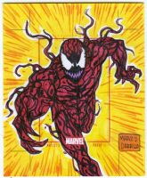 Carnage AP commission by mdavidct
