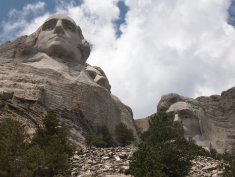 Mt. Rushmore south dakota by newmoonmania