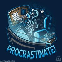 Procrastinate V2 by Bamboota