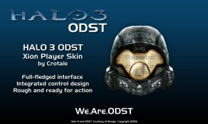 XionODST Player by Crotale