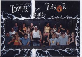 Where on the tower of terror by IdahoFields