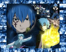 FT wallpaper5 Jellal Fernandes by GalacticKitten