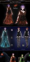 PWI Fashion Contest Entry by AliceAelin