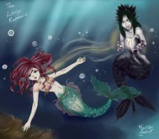 The Little Mermaid by LittleMissEl