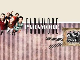 Paramore Wallpaper by AngeLiCiOuZz