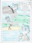 The History of a Fox on love with a Merfox: 07 by CAPTAIN-CHETO