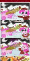 Pinkannon Pie Christmas Usa Version by KingFlurry
